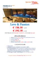 FEDERICO II – Love e Passion