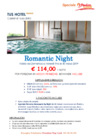 TUS HOTEL – Romantic Night