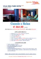 VILLA ZINA PARK HOTEL – Coccole e Relax